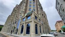 Душанбинский офис Халык Банка переехал в новое здание