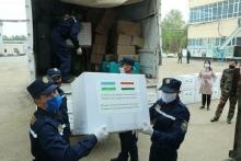 Кто и чем помог Таджикистану в борьбе с коронавирусом?