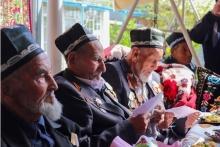 На что имеют право 168 оставшихся в живых ветеранов ВОВ в Таджикистане?