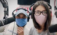 Как радио Asia-Plus работает в режиме «самоизоляции ведущих»