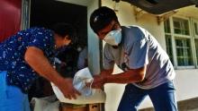 #asiaplus4tajikistan: Помощь читателей «Азия-Плюс» получили постояльцы душанбинского хосписа