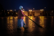 Герои улиц: как работают таджикские дворники во время пандемии
