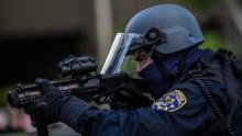В нескольких городах в США ввели комендантский час из-за протестов