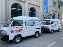 «Халык Банк» оказал помощь двум медучреждениям более чем на 200 тыс. сомони