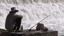 Особенности таджикской рыбалки: какую рыбу можно выловить в центре Душанбе