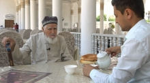 День рождения чайханы «Рохат». Первый ее директор - о секретах чайного дома