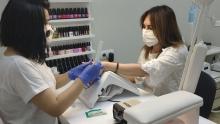 Защитить клиентов. Какие меры предпринимают салоны красоты в Душанбе во время пандемии