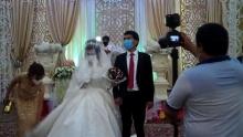 Как проходят свадьбы в Таджикистане во время пандемии