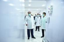 Коронавирус в Таджикистане: количество заболевших достигло 5900