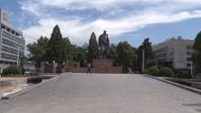 В Душанбе реконструируют площадь у Садбарга