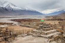 Нетипичный Таджикистан в объективе Дэймона Линча. 25 потрясающих фото