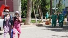 Коронавирус в Таджикистане: Число зараженных перевалило за шесть тысяч