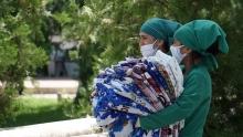 Коронавирус в Таджикистане: количество заболевших достигло 6058
