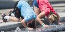 Как пережить надвигающуюся жару в Таджикистане?