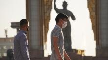 Коронавирус в Таджикистане: 43 новых выявленных зараженных