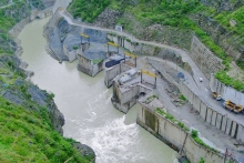 1.3 billion somoni spent for completion of construction of Roghun HPP in H1 2020, says finance minister