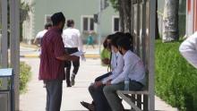 Учебный год в Таджикистане. Риск заражения вырастет в разы