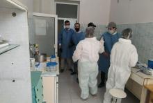 В Узбекистане снимают документальный фильм о коронавирусе