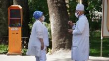 Коронавирус в Таджикистане: Число заразившихся перевалило за 8 тысяч