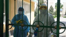 Таджикистан занимает 93 место в мире по числу заражений коронавирусом