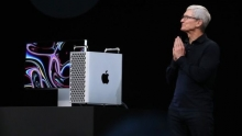 Apple аввалин ширкати амрикоии арзишаш беш аз $2 трлн