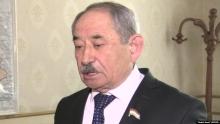 Абдухалим Гаффоров выдвинут кандидатом в президенты Таджикистана