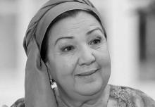 В Ташкенте от коронавируса скончалась известная актриса Дильбар Икрамова