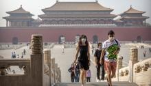 В Пекине не осталось зараженных коронавирусом