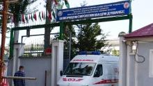 Инфекционная больница в Зарафшоне перестала принимать больных. Там идет ремонт