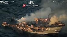 В Италии загорелась и утонула яхта с туристами из Казахстана