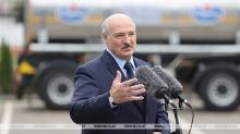 Лукашенко: Беларусь первой получит российскую вакцину от коронавируса