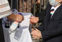 Коронавирус в Таджикистане: Число зараженных Covid-19 достигло 8550 человек