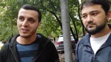 Спасшие детей на пожаре в Москве таджикские мигранты получили награды от МЧС