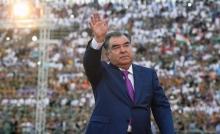 Союз молодежи Таджикистана выдвинул Эмомали Рахмона в президенты