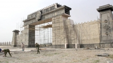 Что строят 20 компаний на территории городища Саразм