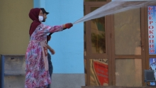 Коронавирус в Таджикистане: от COVID-19 умер еще один человек