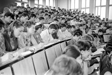 С верой в будущее. Душанбинские студенты 60-70-80-х