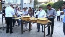 Салаты и коктейли из манго: как прошел необычный фестиваль в Душанбе