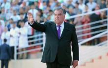 Эмомали Рахмон обещает за семь лет удвоить доходы госбюджета Таджикистана (исправлено)