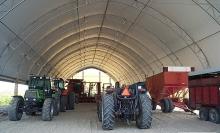 Тендер: MSDSP ищет тех, кто построит гараж для сельхозтехники в селе Рошорв
