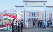 В Таджикистане открылась школа, построенная Узбекистаном