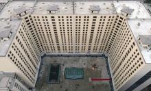 Президент вручил сотрудникам Погранвойск ГКНБ ключи от новых квартир