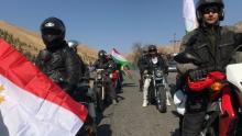 Как байкеры Таджикистана закрывали свой сезон