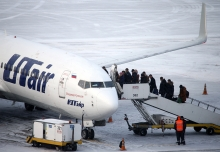 Passenger fares for Dushanbe-Moscow flights operated by Utair cost up to 45,000 Russian rubles