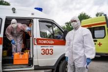 В России зафиксирован новый рекорд суточного прироста заболевших COVID-19
