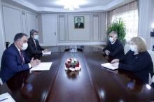 Глава ВОЗ в Таджикистане поставила в пример работу врачей Согда