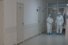 Коронавирус в Таджикистане: Плюс 43 заболевших