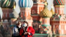 Россия установила очередной рекорд по новым случаям коронавируса