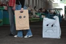 Стартап, который нам нужен: Кто займётся производством бумажных пакетов и матерчатых сумок?