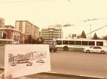 Видели настоящий Душанбе? Посмотрите его в скетчах молодой художницы